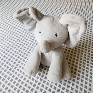 NWOT Flappy The Elephant Plush - Sings & Moves!